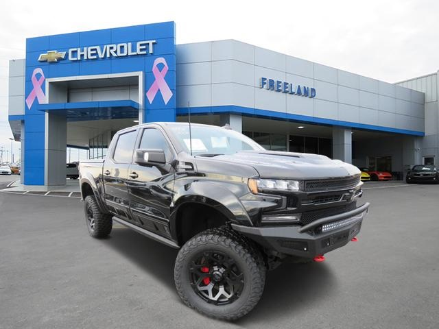 New 2020 Chevrolet Silverado 1500 BLACK OPS