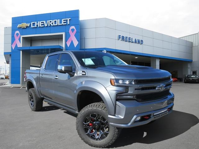 New 2020 Chevrolet Silverado 1500 Badlander 4d Crew Cab In