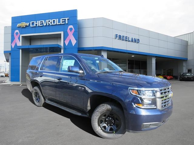 New 2020 Chevrolet Tahoe Commercial Fleet