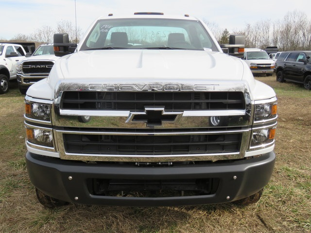 New 2019 Chevrolet Silverado 5500HD Work Truck