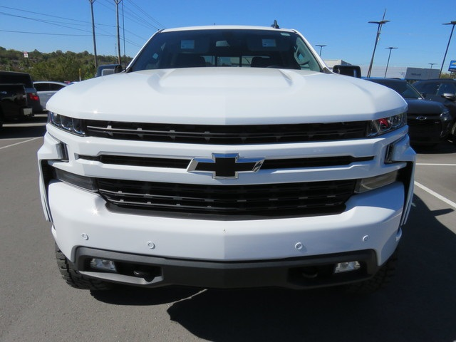 New 2019 Chevrolet Silverado 1500 REMMINGTON