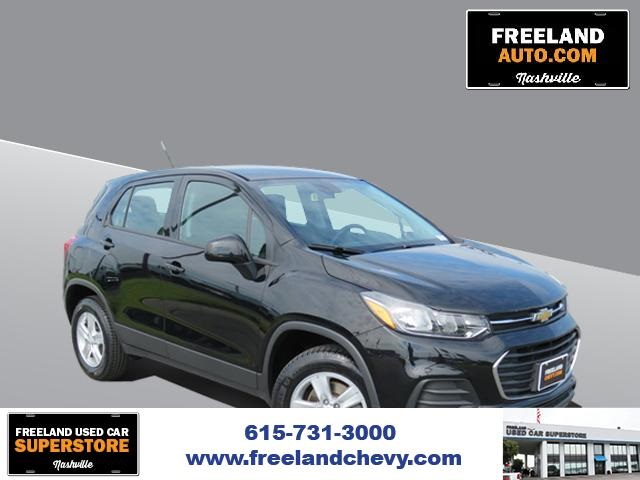 Certified Pre-Owned 2017 Chevrolet Trax LS
