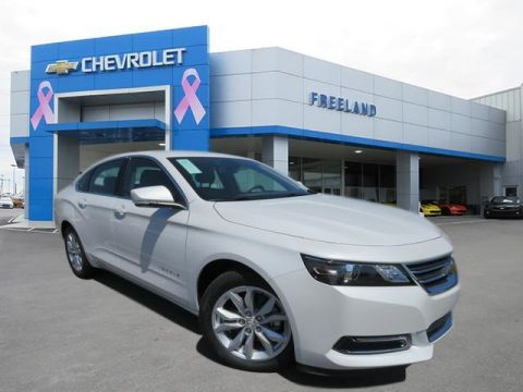 New 2019 Chevrolet Impala LT