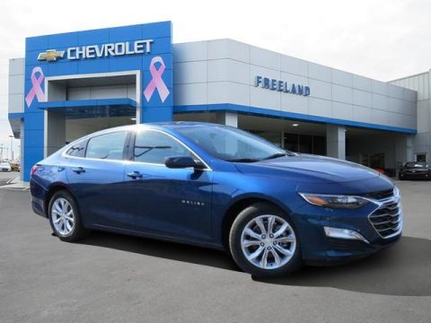 New 2019 Chevrolet Malibu LT FWD 4D Sedan