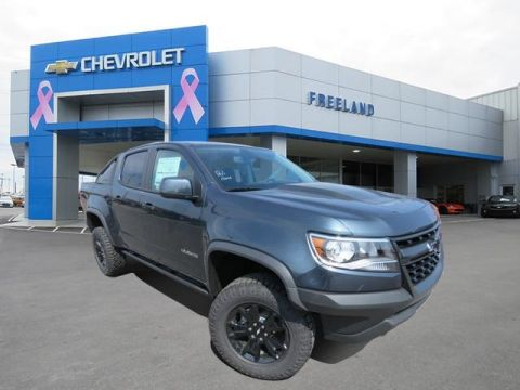 New 2020 Chevrolet Colorado ZR2