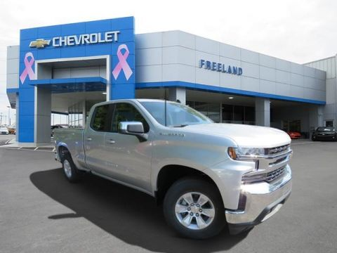 New 2020 Chevrolet Silverado 1500 LT RWD Double Cab