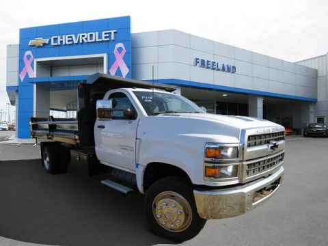 New 2019 Chevrolet Silverado 6500HD