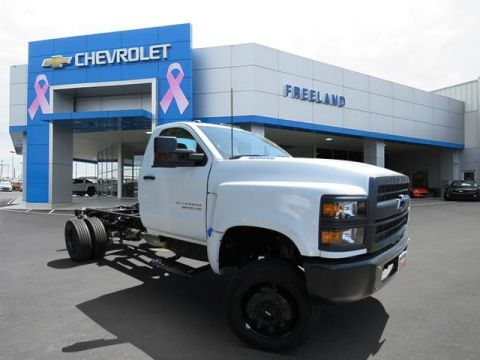 2019 Chevrolet Silverado 4500HD Work Truck