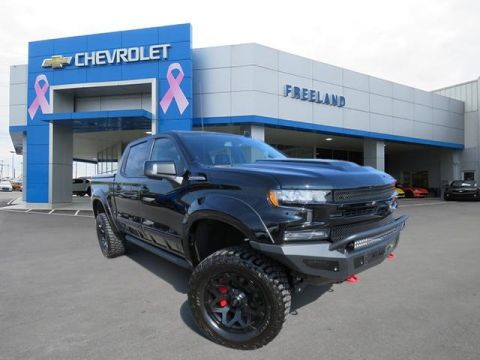 New 2019 Chevrolet Silverado 1500 BLACK OPS